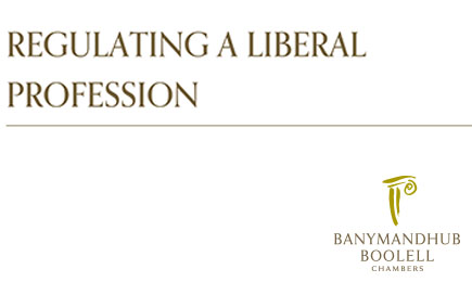 Regulating A Liberal Profession